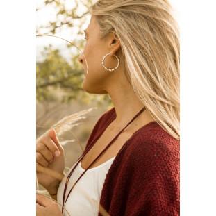 NEKANE - Collar cordón donut