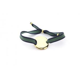 CHUS - Pulsera personalizable bicolor