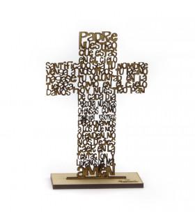 Cruz Padre Nuestro de...
