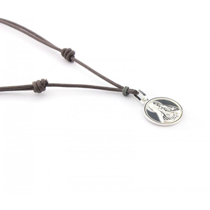 Collar escapulario nudos 20 mm
