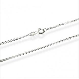 Collar escapulario clásico con cadena 15 mm