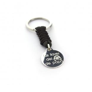 Llavero Las llaves del coche de papá
