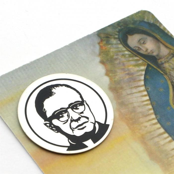 SAN JOSEMARÍA - Emblema adhesivo para el móvil, coche...