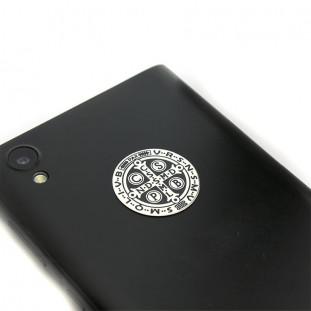 SAN BENITO - Emblema adhesivo para el móvil, coche...