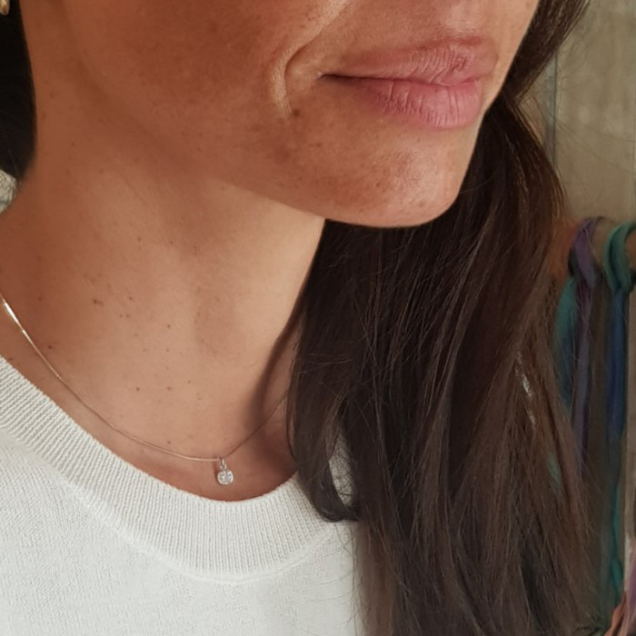 Collar ANA plata