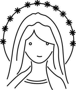 Virgen de Medjugorie